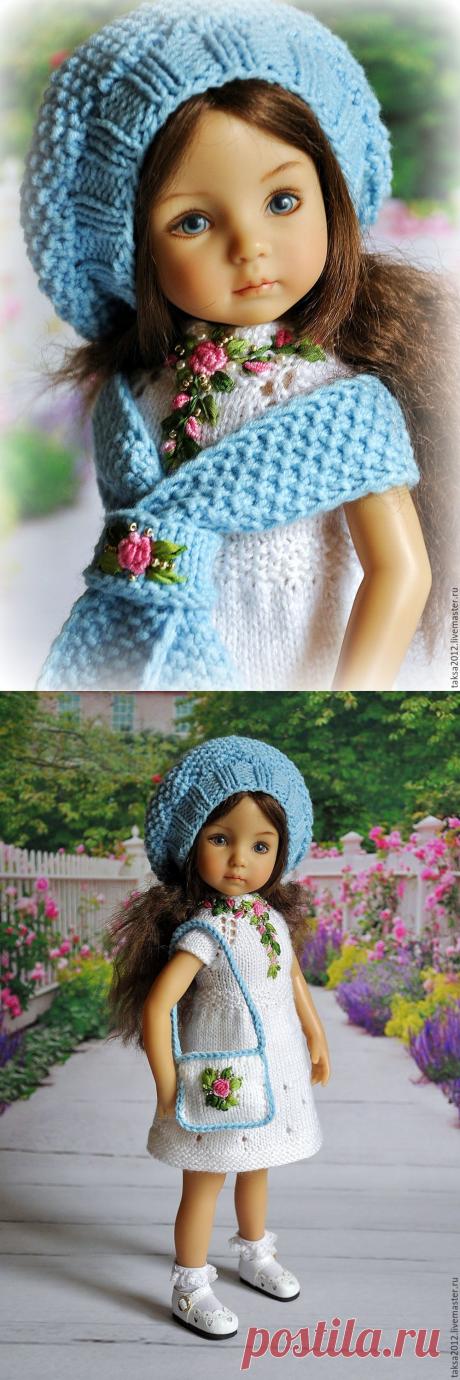 Купить НАРЯД ДЛЯ ЛЮБИМОЙ КУКЛЫ - наряд для куклы, одежда для кукол, платье для куклы