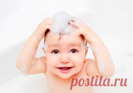 Как выбрать детский шампунь: критерии и обзор производителей