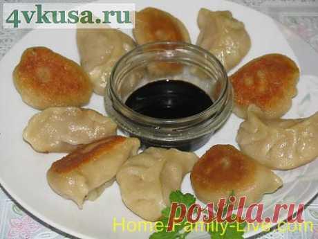 Китайские пельмени | 4vkusa.ru
