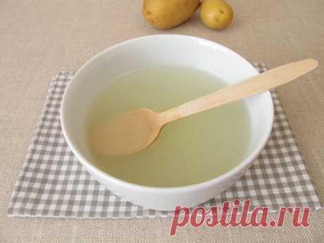 Вот что делать с водой, в которой варилась картошка. Советы от моей бабушки — Дай урожай