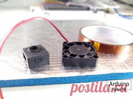 Вторая модернизация (доработка) 3D принтера Anet A8.