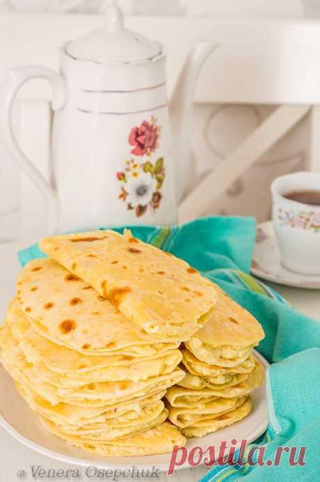 Рецепт традиционного татарского блюда — кыстыбый