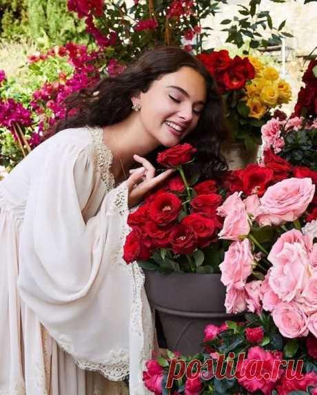 Дева Кассель в рекламе аромата от Dolce & Gabbana   VestiNewsRF.Ru