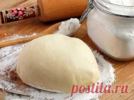 Как приготовить тесто для домашних вареников. 5 оличных рецептов с фото