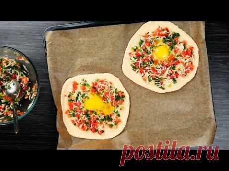 В 100 раз лучше любой пиццы! 3 рецепта, которые будут жить на вашей кухне!