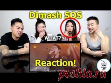 Dimash SOS d'un terrien en détresse   Reaction - Australian Asians