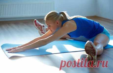 Стретчинг для начинающих — 10+ первых упражнений и видеоурок