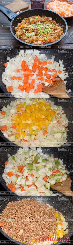 Вкусная гречка – рецепт приготовления с фото от Kulina.Ru