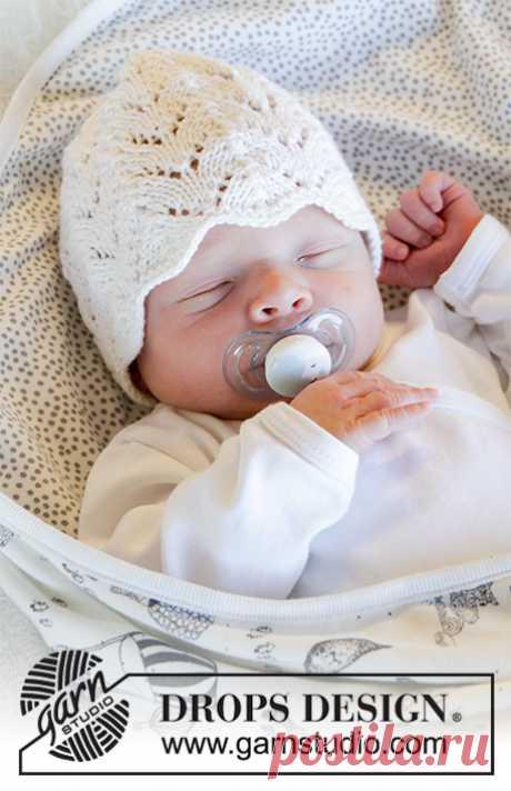 Детская шапочка New Chick - блог экспертов интернет-магазина пряжи 5motkov.ru