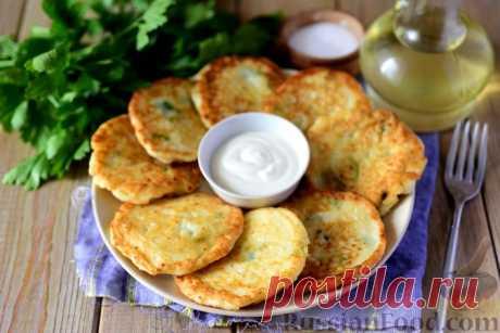 Картофельные ОЛАДЬИ - лучшие рецепты!  Много!