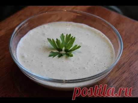 Соус для салатов - Простые рецепты Овкусе.ру