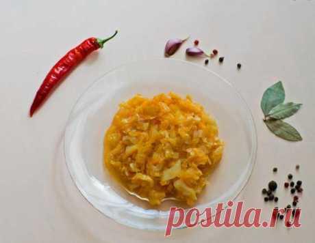 Тушеная капуста в мультиварке на гарнир - рецепт приготовления с фото от Maggi.ru