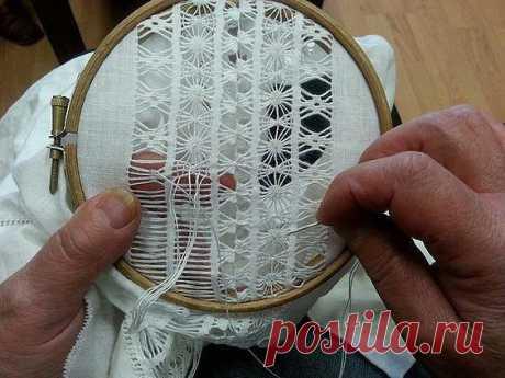 Шедевры вышивального искусства — хардангер. Просто изумительная красота! — HandMade