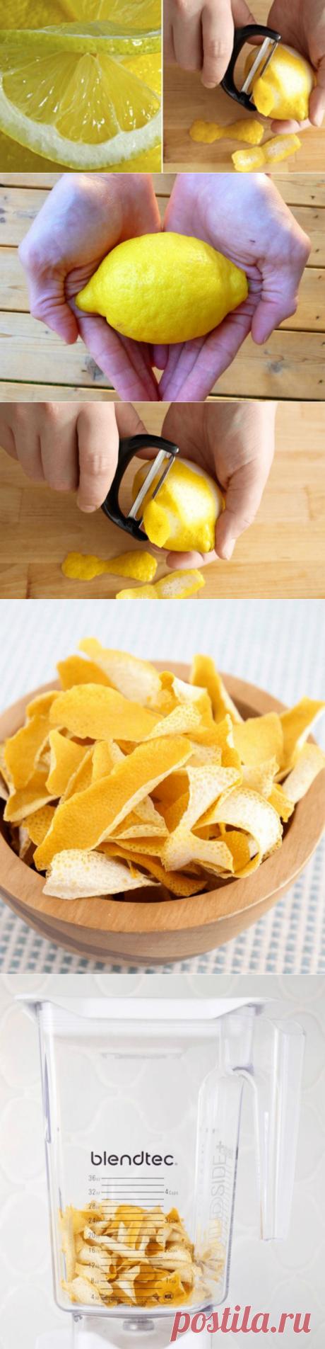 ¡Ahora siempre compro a 1 limón más! ¡Este truco ha repartido el cocinero del restaurante italiano!