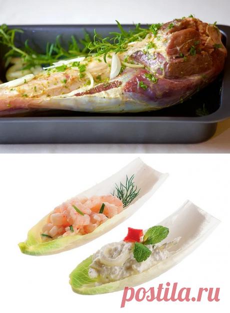 Новогодние горячие блюда: рецепты курица и мяса, которые понравятся всей семье