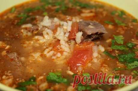 Харчо (грузинский суп) - пошаговый рецепт с фото на Повар.ру