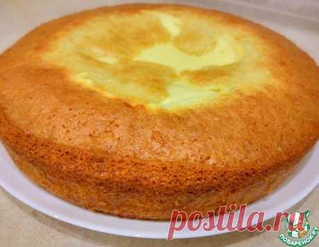 Ленивая ватрушка с творогом – кулинарный рецепт