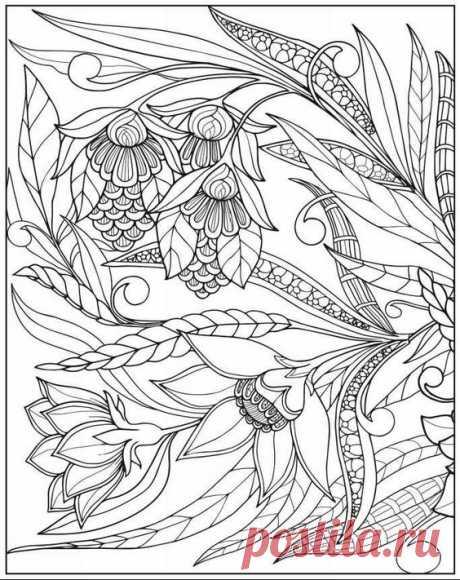 Gallery.ru / Фото #129 - рисунки для вышивки - ninmix