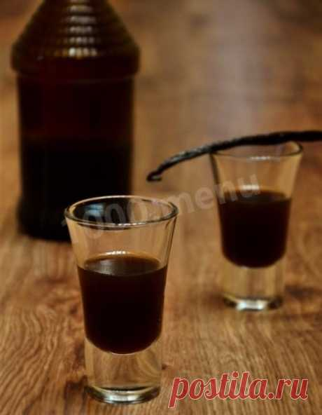 Домашний Кофейный ликер на спирту рецепт с фото пошагово - 1000.menu
