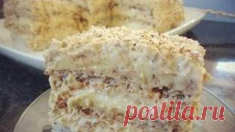 Торт Египетский необычайно нежный и безумно вкусный ✧ Egyptian Cake (English Sub