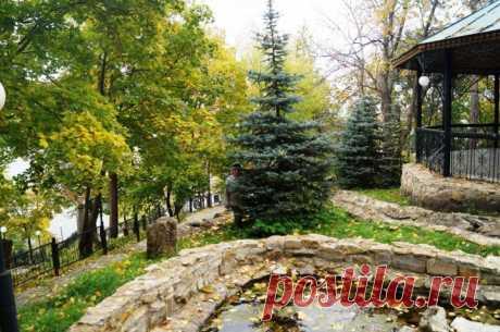 Осень в Парке Святой Ключ!