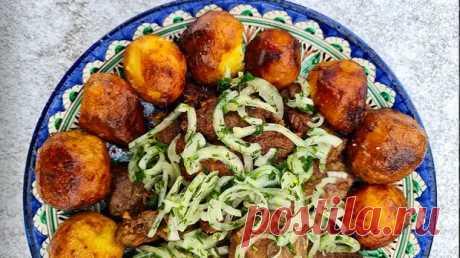 Казан кебаб из говядины - Кулинарный Блог - медиаплатформа МирТесен