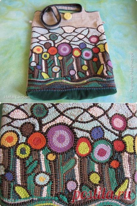 Сумка текстильная | Страна Мастеров