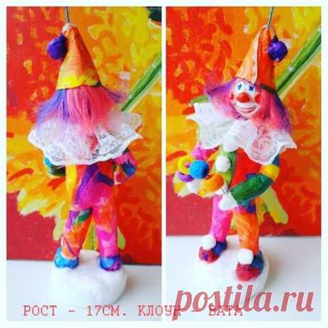 Весельчак клоун