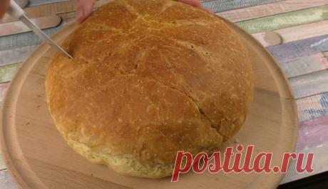 Хлеб На Кефире - Тепрь готовлю только так   Работница XXI века   Яндекс Дзен
