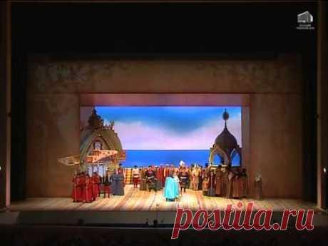 """Опера """"Сказка о царе Салтане"""" Римского - Корсакова"""