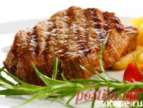 Как жарить мясо вкусно. секреты шеф - повара - Простые рецепты Овкусе.ру