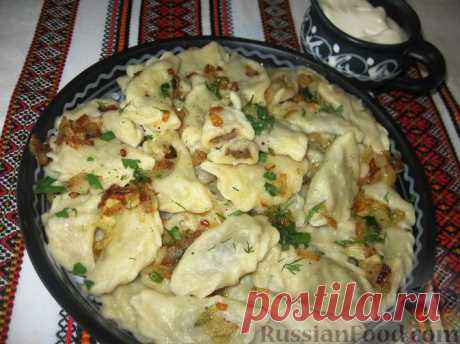 Вареники с картошкой - простота приготовления и сытность