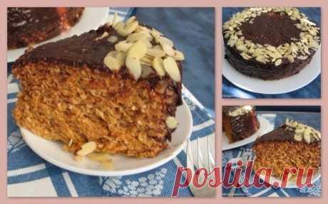 Como preparar la torta de barquillos con la leche condensada y el chocolate. - la receta, ingridienty y la fotografía