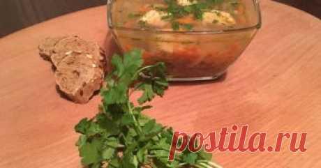 Классный рецепт - Суп с индейкой! Лёгкий овощной суп на индейке - ароматно, вкусно, полезно и просто в приготовлении!