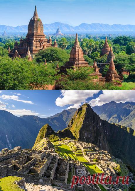 Список всемирного наследия ЮНЕСКО: только самые интересные объекты — Вокруг Мира