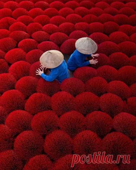 Hanoi, el Vietnam