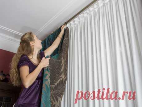 Как снять размеры для штор и рассчитать расход ткани.  Если Вы решили самостоятельно сшить шторы или собираетесь заказать их пошив в салоне, но решили не приглашать дизайнера на дом, Вам необходимо снять размеры штор.Правильное снятие размеров штор исклю…