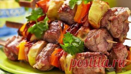 Как приготовить вкусный шашлык: пошаговая инструкция