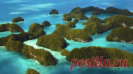 10 islas misteriosas de la Tierra — la Ciencia y la vida