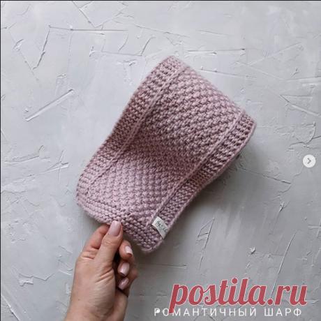 knitideas Детский шарфик от мастера @by_veraskopintseva