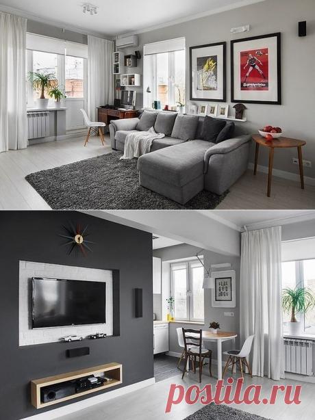 "Studio in Moscow \""five-storey apartment block\"""