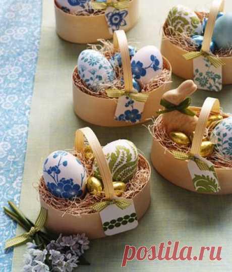 Идеи для украшения пасхальных яиц / Разговоры на любые темы / PassionForum - мастер-классы по рукоделию