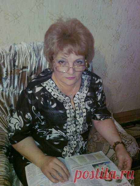 Людмила Сулейменова