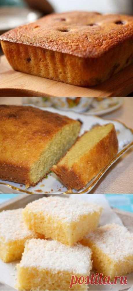 Манник — очень вкусный пирог для ваших деток - Счастливый формат