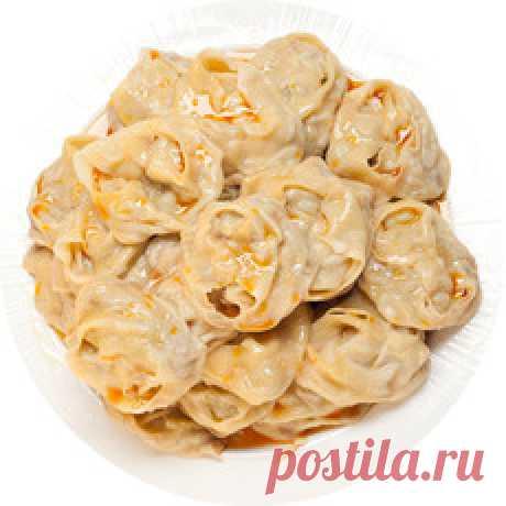 Как вкусно приготовить узбекских мантов - рецепт с фото