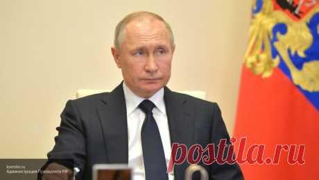 Путин заявил, что процесс распространения COVID-19 в РФ удалось приостановить Распространение коронавируса в России продолжается, но процесс получилось притормозить, заявил президент России Владимир Путин.