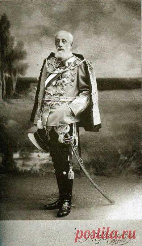 Генерал-лейтенант Александр Александрович Пушкин, старший сын поэта А