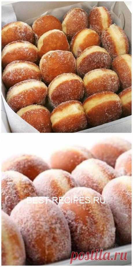 Бабушка показала мне рецепт «ПРАВИЛЬНЫХ» пончиков. Вкуснее ничего не ела - Best-recipes.ru