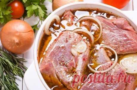 Лучшие маринады для запеченного мяса