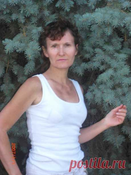 Лариса Крюкова